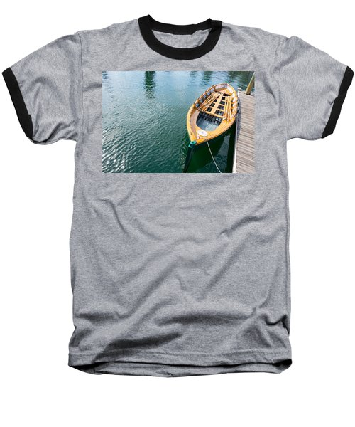 Rowboat Baseball T-Shirt