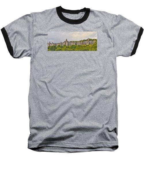 Baseball T-Shirt featuring the photograph Rows by Wanda Krack