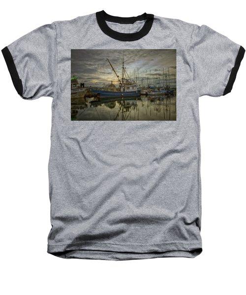 Baseball T-Shirt featuring the photograph Royal Banker by Randy Hall
