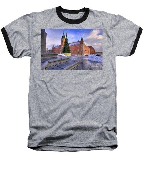 Baseball T-Shirt featuring the photograph Royal Castle by Juli Scalzi