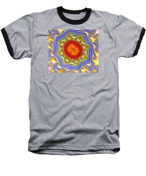 Royal Crown Jewels Baseball T-Shirt