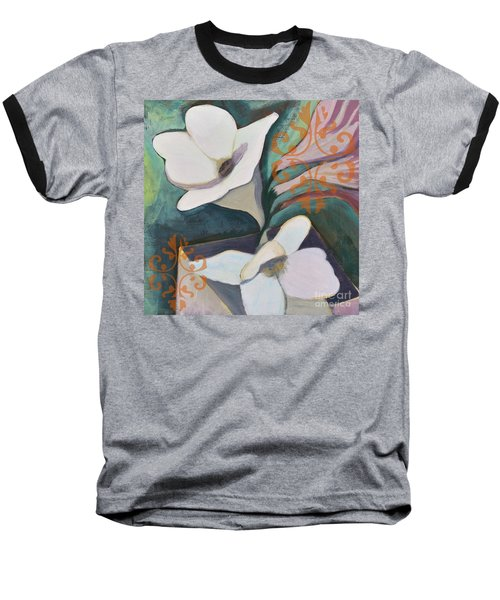 Royal Freesia Baseball T-Shirt