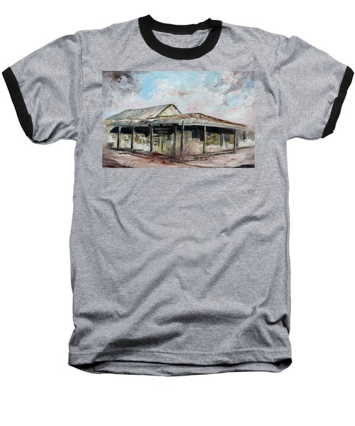 Royal Hotel, Birdsville Baseball T-Shirt