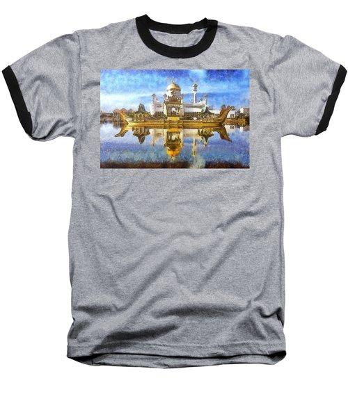 Royal Mosque  Baseball T-Shirt