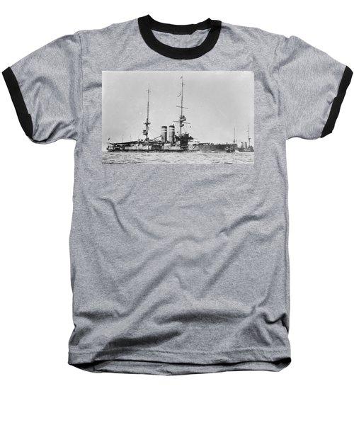 Royal Navy Baseball T-Shirt