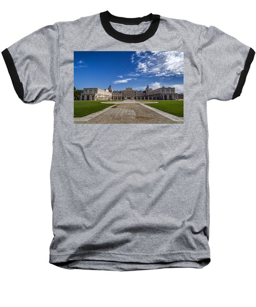 Royal Palace Of Aranjuez Baseball T-Shirt