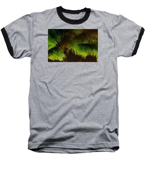 Royal Palm Night Out Baseball T-Shirt