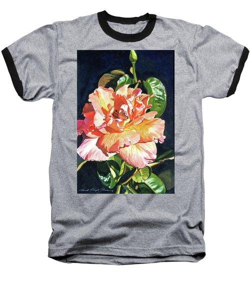 Royal Rose Baseball T-Shirt