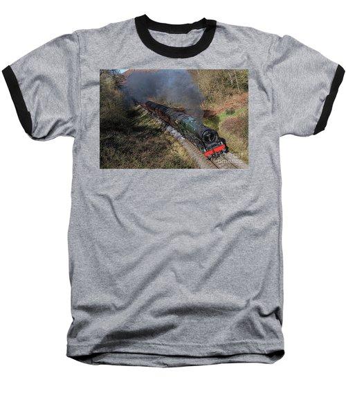 Royal Scott Different Angle Baseball T-Shirt