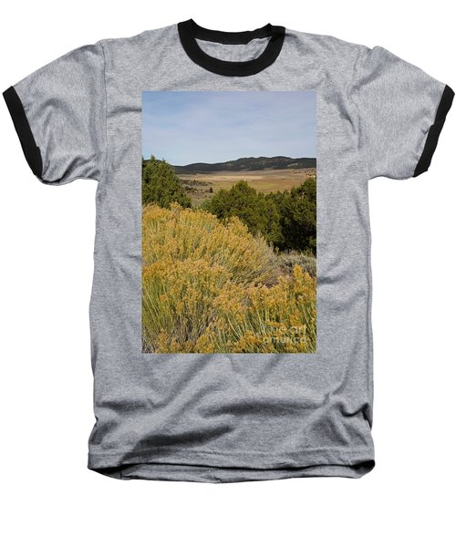 Rt 72 Utah Baseball T-Shirt by Cindy Murphy - NightVisions
