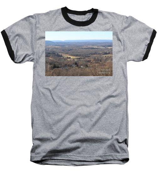 Rt 80 Scenic Ovelook Allamuchy 1 Baseball T-Shirt
