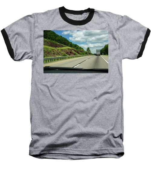 Baseball T-Shirt featuring the photograph Rtl-1 by Ellen Lentsch