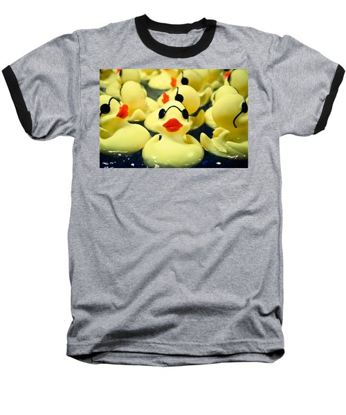 Rubber Duckie Baseball T-Shirt