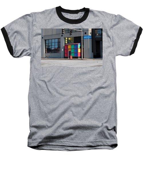 Rubik Shelter Baseball T-Shirt