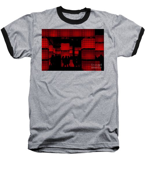 Rubik's Dream Baseball T-Shirt