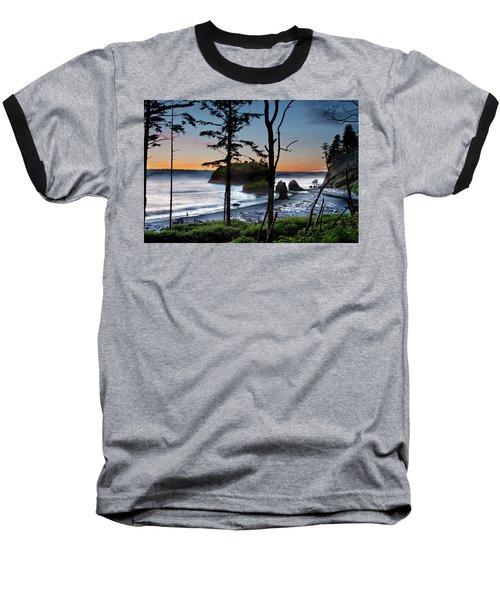 Ruby Beach #2 Baseball T-Shirt
