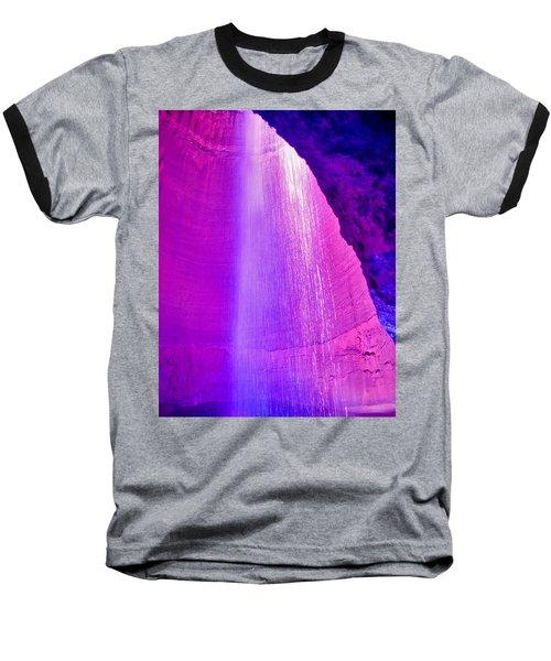 Ruby Niagara Falls Baseball T-Shirt