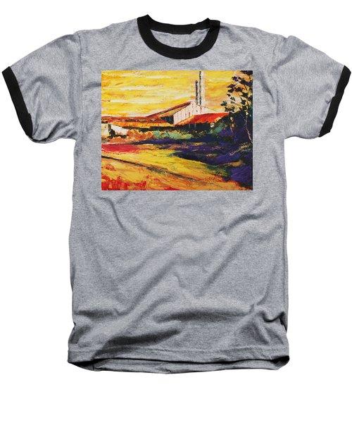 Ruinas De La Central Eureka Baseball T-Shirt