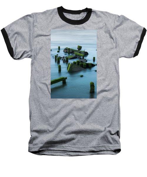 Ruins Of The Day Baseball T-Shirt
