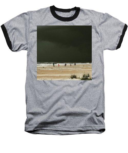 Run Baseball T-Shirt