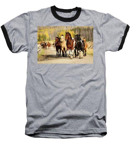 Run Out Baseball T-Shirt