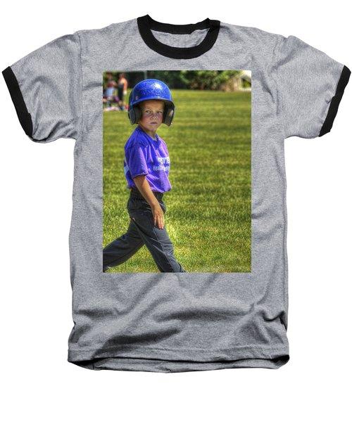 Runner On Base 1799 Baseball T-Shirt