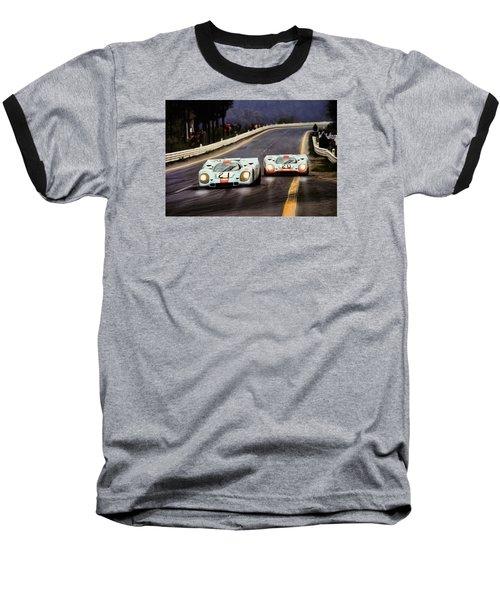 Running One Two Baseball T-Shirt