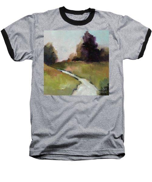 Running Stream Baseball T-Shirt