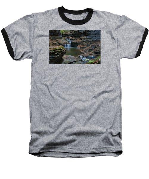 Running Water Baseball T-Shirt