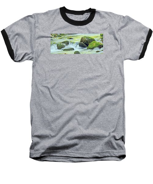 Running Water Baseball T-Shirt