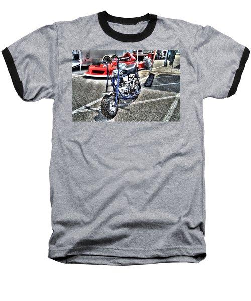 Rupp Baseball T-Shirt by Josh Williams