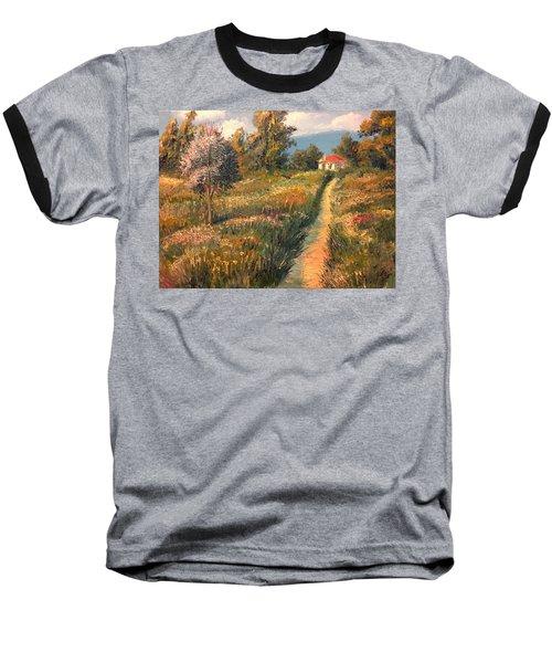 Rural Idyll Baseball T-Shirt