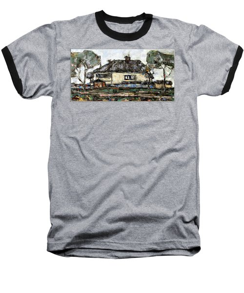 Rural Landscape 21 Baseball T-Shirt
