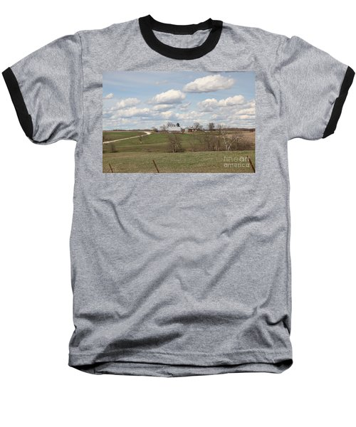 Rural Randolph County Baseball T-Shirt