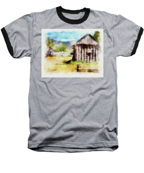 Rural Remnants Baseball T-Shirt