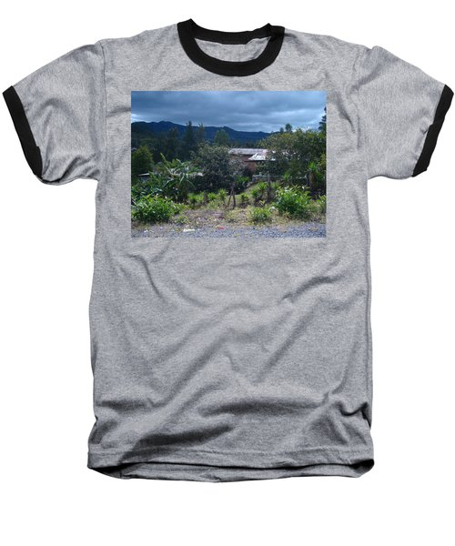 Rural Scenery 1 Baseball T-Shirt