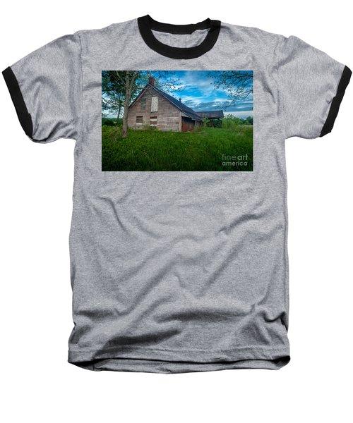 Rural Slaughterhouse Baseball T-Shirt