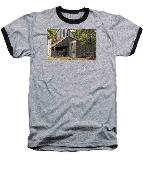 Rural Texas Baseball T-Shirt by Joe Jake Pratt