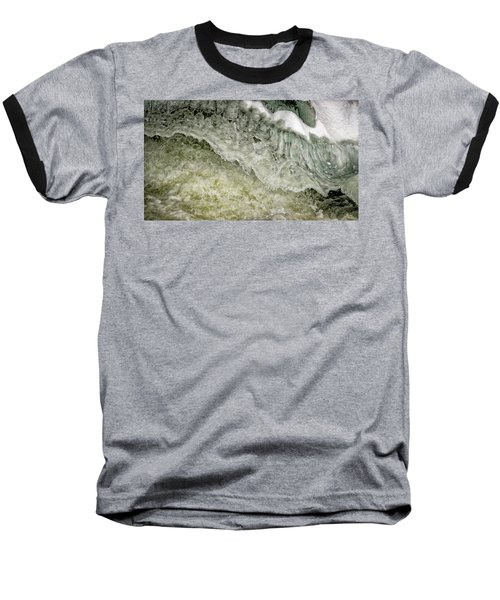 Rushing Water Baseball T-Shirt