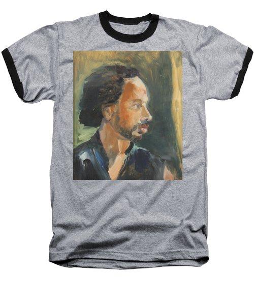 Russell Baseball T-Shirt by Daun Soden-Greene