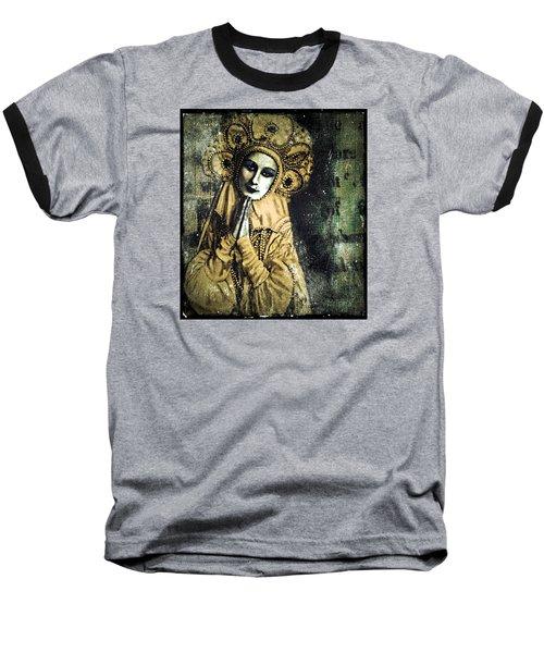 Russian Icon Baseball T-Shirt
