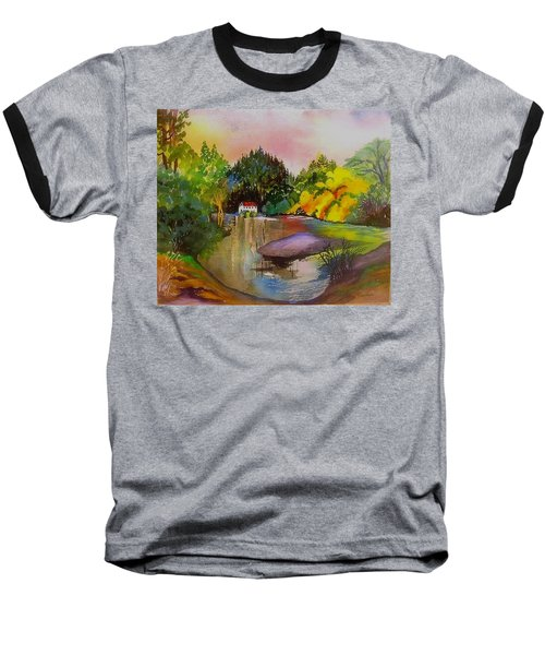 Russian River Dream Baseball T-Shirt