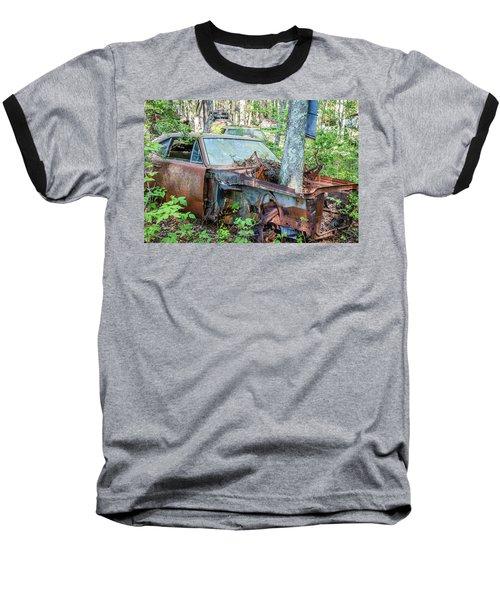 Rust Away Baseball T-Shirt