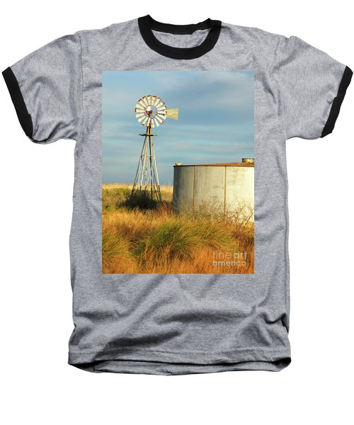 Rust Find Its Place Baseball T-Shirt