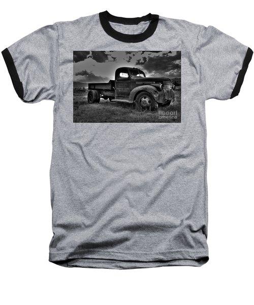 Rust In Peace Baseball T-Shirt