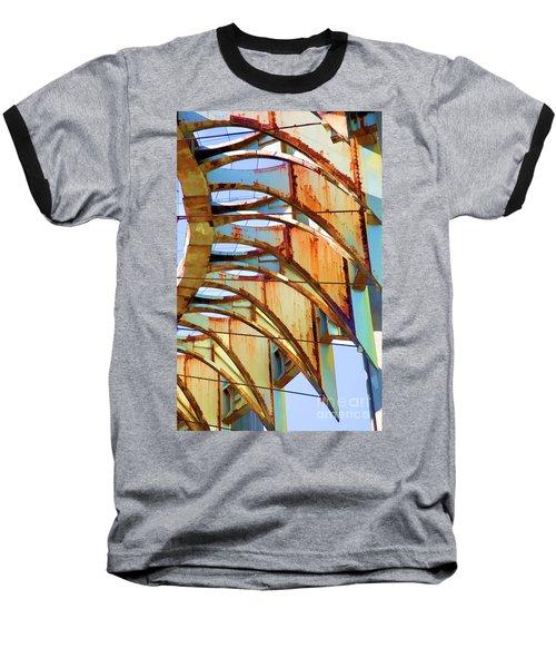 Rust Pavilion World's Fair 1964 Ny Baseball T-Shirt