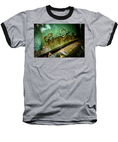 Rusted Ford Baseball T-Shirt