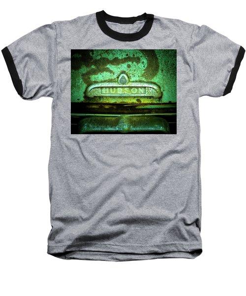 Rusted Hudson Baseball T-Shirt