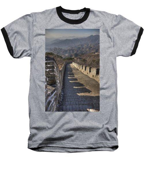 Rusti  Great Wall Hdr Baseball T-Shirt