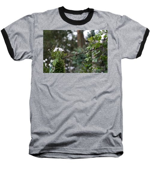 Rustic Serenity Baseball T-Shirt